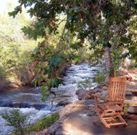 Sequoia River Dance Bed and Breakfast